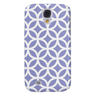 Geometric Galaxy S4 Case in Turquoise