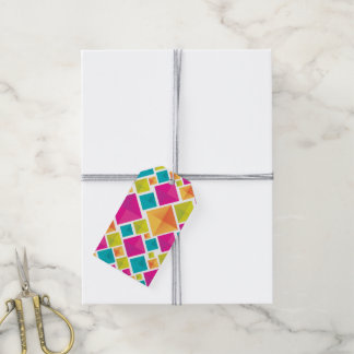 Geometry Gift Tag