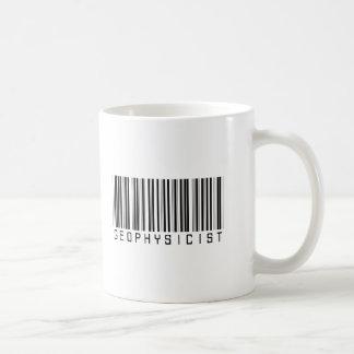 Geophysicist Bar Code Coffee Mug