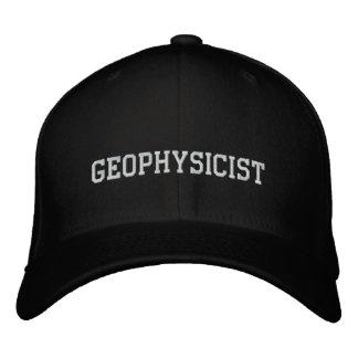 Geophysicist Embroidered Hat