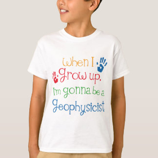 Geophysicist (Future) Child T-Shirt