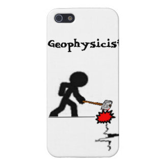 Geophysicist iPhone 5 Cover