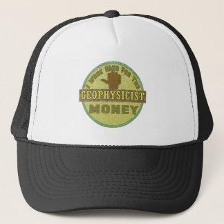 GEOPHYSICIST TRUCKER HAT