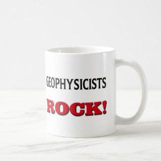 Geophysicists Rock Coffee Mug