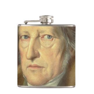 Georg Wilhelm Friedrich Hegel Hip Flask