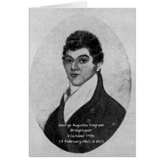 George Augustus Polgreen Bridgetower Card
