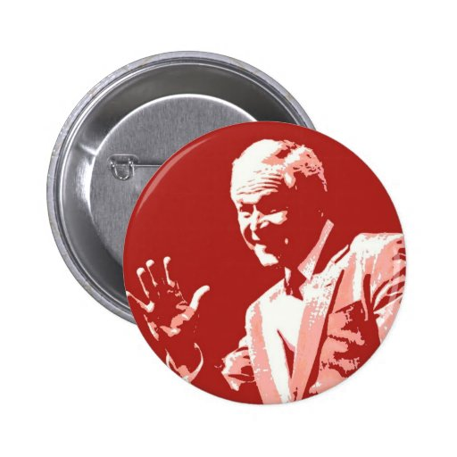 George Bush/Miss Me Yet? Pinback Buttons