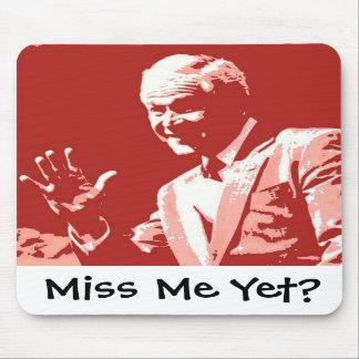 George Bush/Miss Me Yet? Mousepads