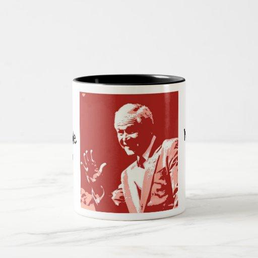 George Bush/Miss Me Yet? Coffee Mug