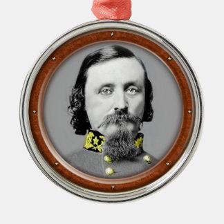 George Edward Pickett Christmas Ornament