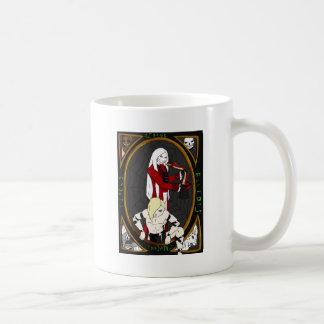 George Elliots Criminal Circus Coffee Mug