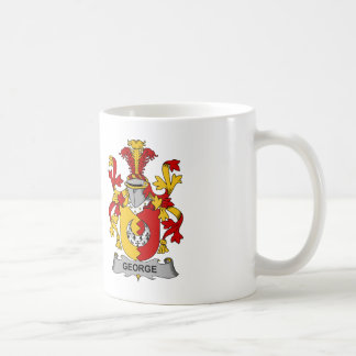 George Family Crest Coffee Mug