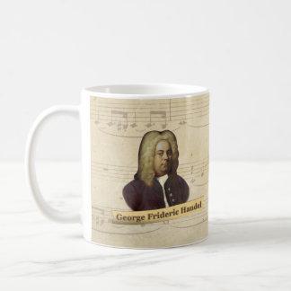 George Frideric Handel Historical Mug