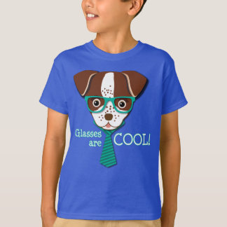 George: Glasses are COOL! T-Shirt