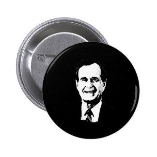 George H.W. Bush Gear Pin