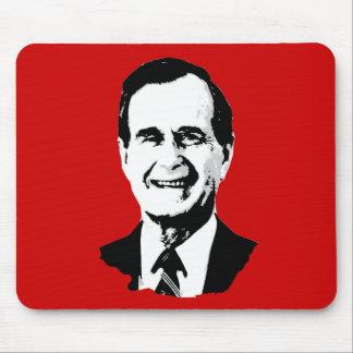 George H.W. Bush Gear Mouse Pad