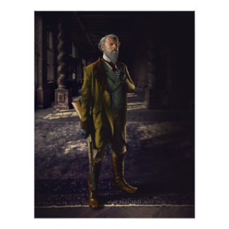 George Hearst Poster