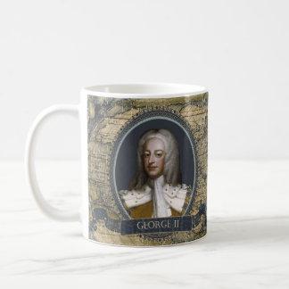 George II Historical Mug