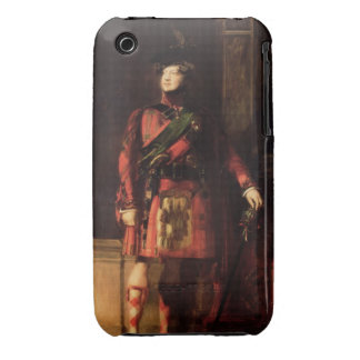 George IV iPhone 3 Cases