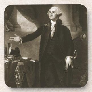 George Washington, 1st President of the United Sta Coaster