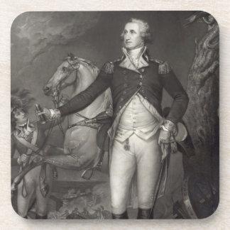 George Washington at Trenton Coaster