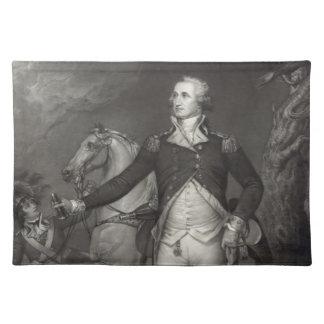 George Washington at Trenton Placemat