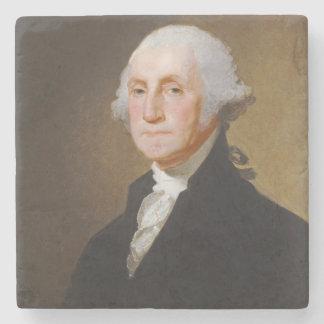 George Washington, c.1821 (oil on canvas) Stone Coaster