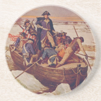 George Washington Crossing the Delaware River Coaster