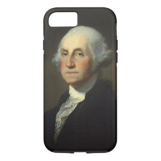 George Washington Historic Portrait iPhone 7 Case