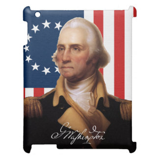 George Washington iPad Case