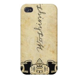 George Washington iPhone 4/4S Covers