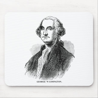 George Washington Mouse Pad
