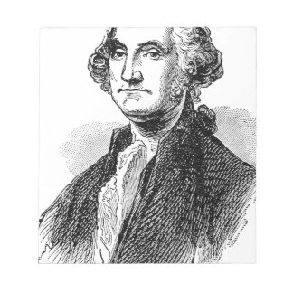 George Washington Notepad