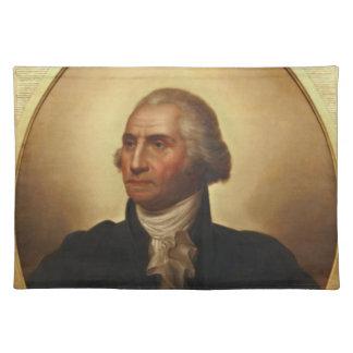 GEORGE WASHINGTON PLACEMAT