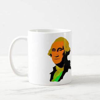 George Washington Pop-Art Mug