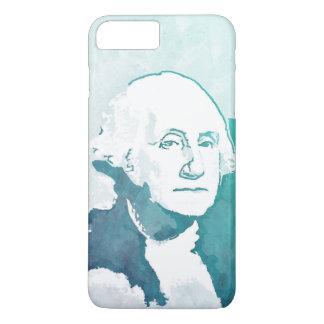 George Washington Pop Art Portrait iPhone 8 Plus/7 Plus Case