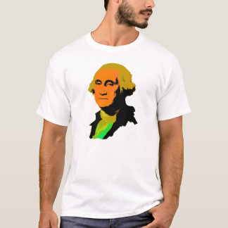 George Washington Pop-Art T-Shirt