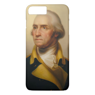 George Washington Portrait Historical iPhone 7 Plus Case
