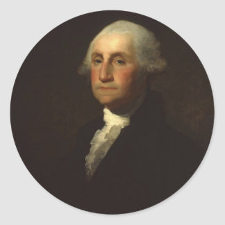 George Washington Sticker