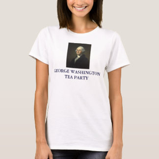 GEORGE WASHINGTON TEA PARTY T-Shirt