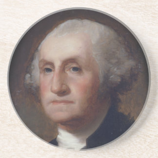 George Washington - Thomas Sulley  (1820) Coaster