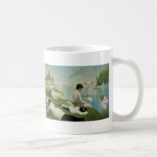 Georges Seurat Coffee Mug