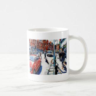 georges st dublin coffee mug