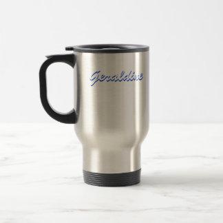 Geraldine s travel mug