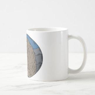 Gerbil 2 basic white mug