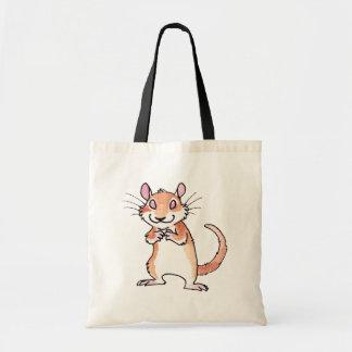 Gerbil Canvas Bag