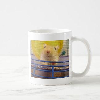 Gerbil Basic White Mug