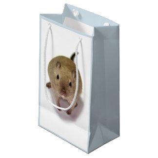 Gerbil Gift Bag (Light Blue)