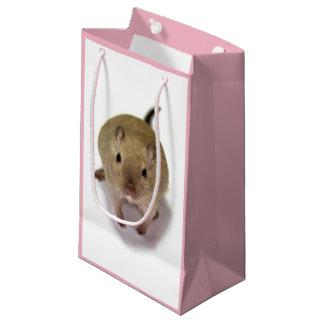 Gerbil Gift Bag (Pink)