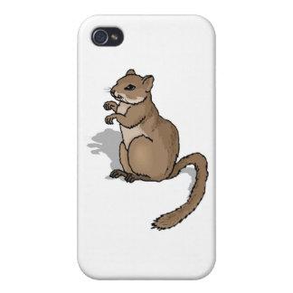 gerbil iPhone 4 cover